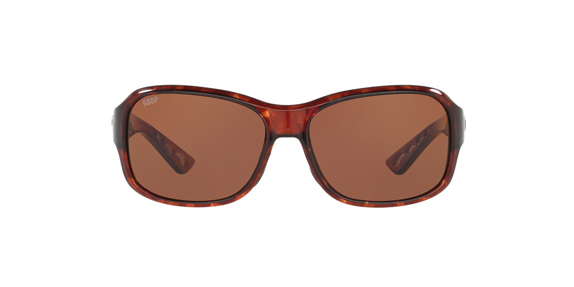 COSTA DEL MAR Tortoise INLET POLARIZED 58  polarized lenses 58mm