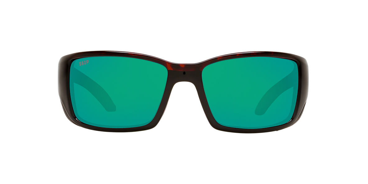 COSTA DEL MAR Tortoise BLACKFIN 06S000003 62 Green polarized lenses 62mm
