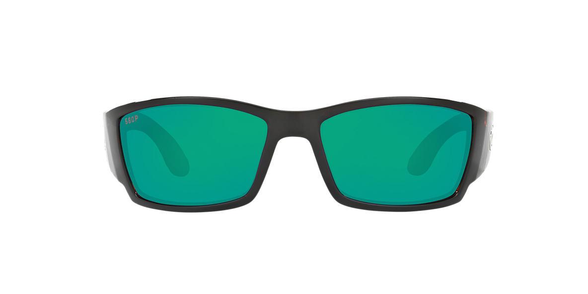 COSTA DEL MAR Tortoise CORBINA 61 Green polarized lenses 61mm