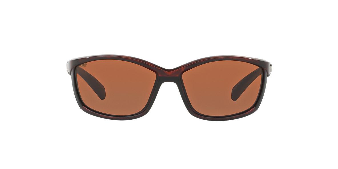 COSTA DEL MAR Tortoise MANTA 59  polarized lenses 59mm