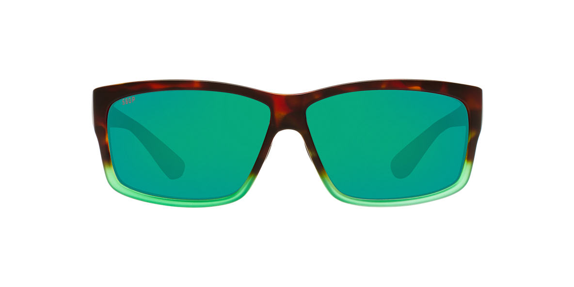 COSTA DEL MAR Green CUT 61 Green polarized lenses 61mm
