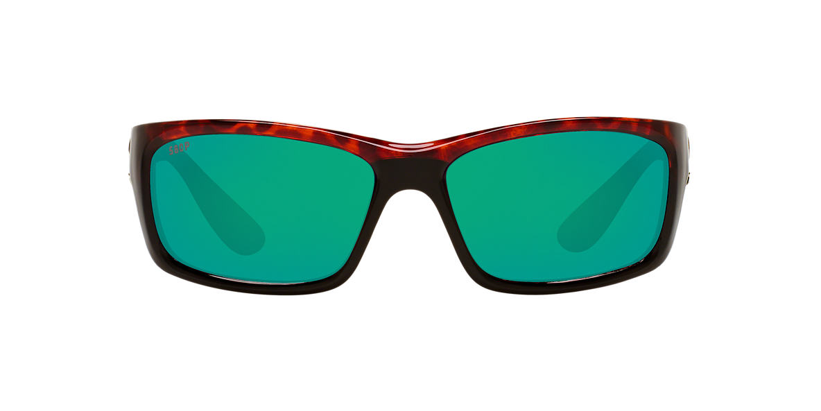 COSTA DEL MAR Tortoise JOSE 61 Green polarized lenses 61mm