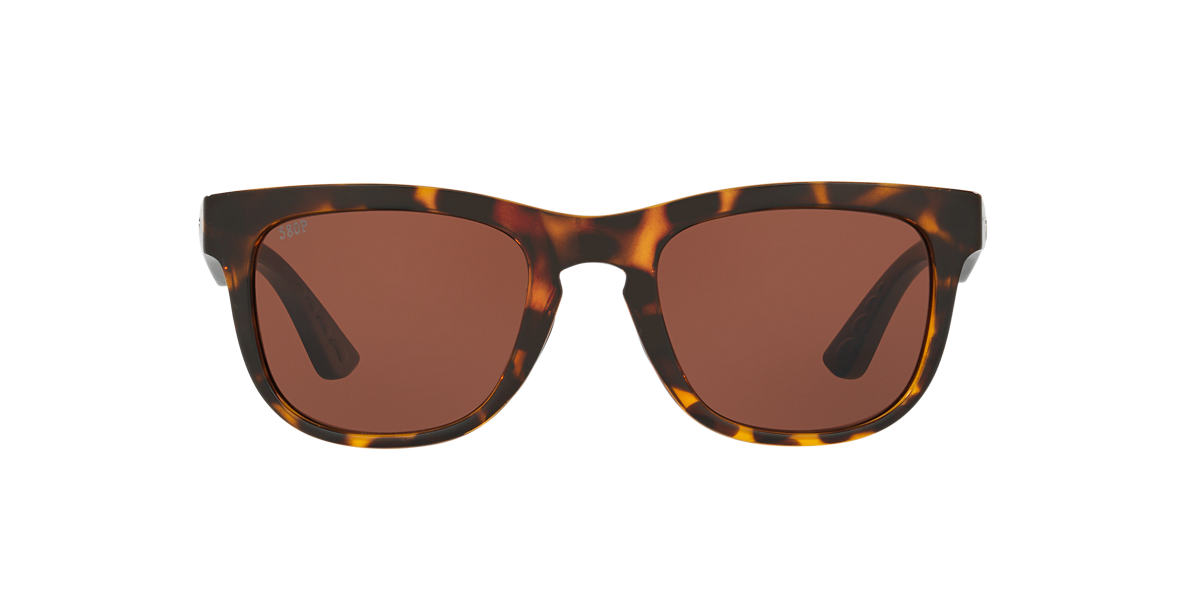 COSTA DEL MAR Tortoise COPRA 52 Brown polarized lenses 52mm