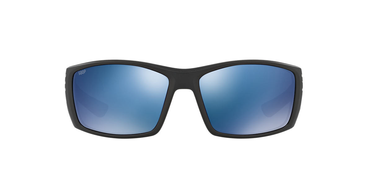 COSTA DEL MAR Grey CDM CORTEZ 06S000166 61 Blue polarized lenses 61mm