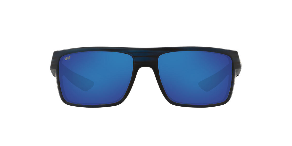 COSTA DEL MAR Multicolor MOTU 57 Blue polarized lenses 57mm