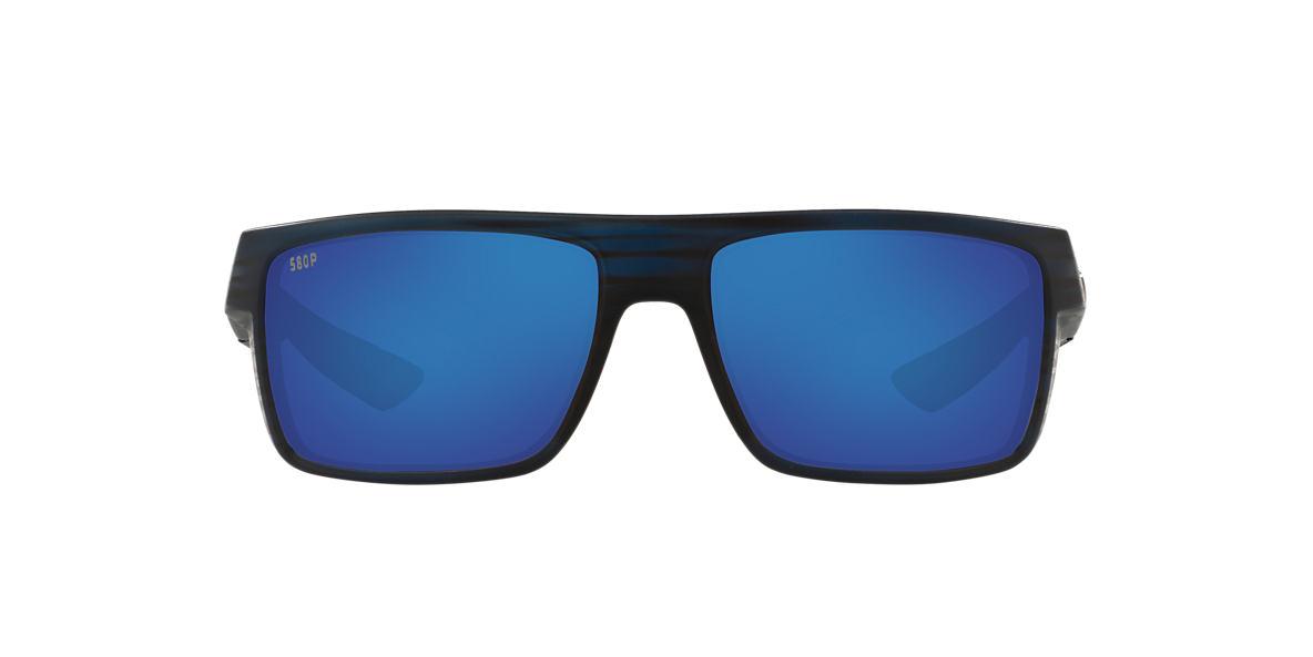 COSTA DEL MAR Multicolor MOTU 57 Blue polarized lenses 57mm