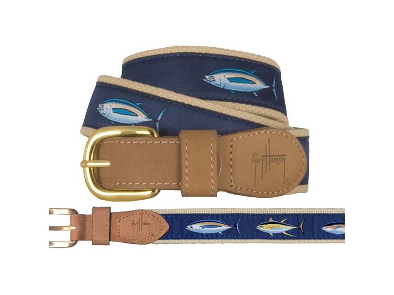 Guy Harvey Tuna Trio Belt