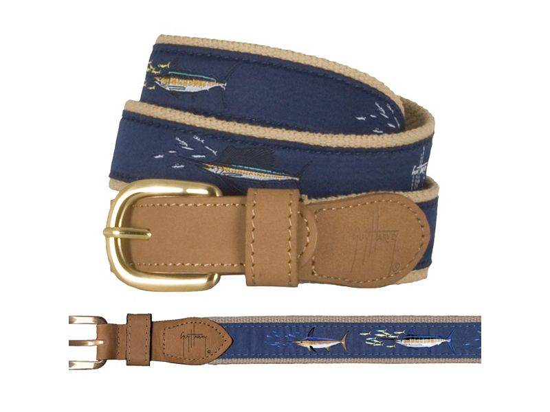 Guy Harvey Offshore Belt