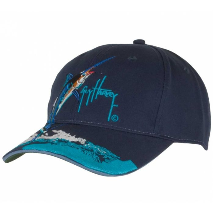 Guy Harvey Jumping Marlin Hat