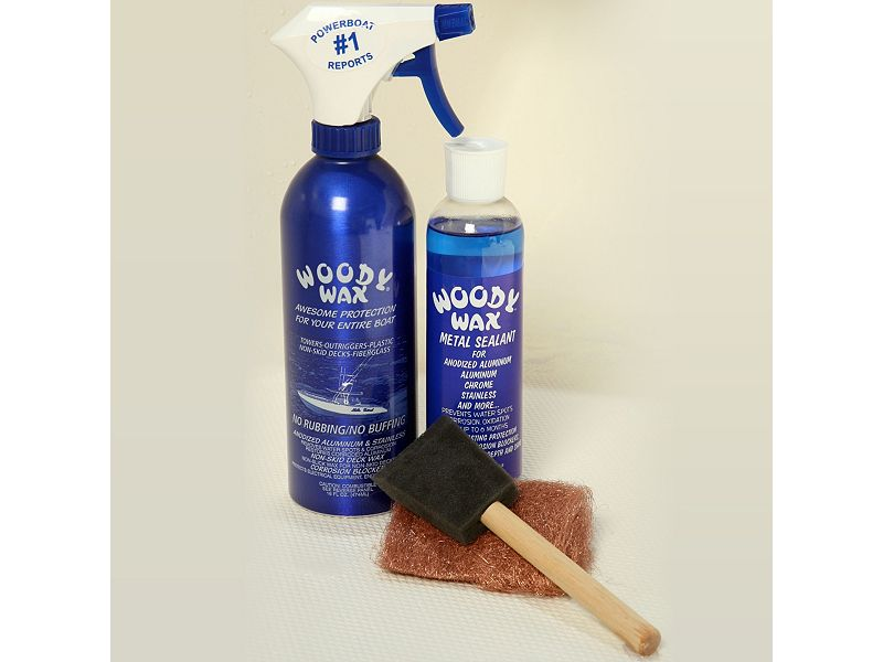 Woody Wax CPR System Kit