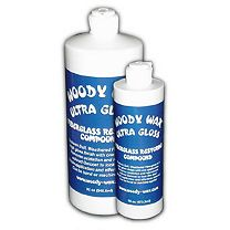 Woody Wax Ultra Gloss Compound