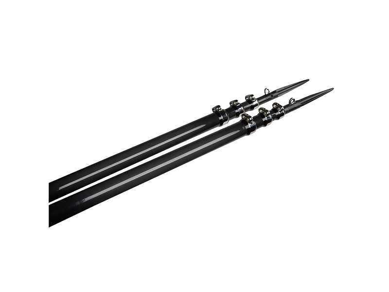 CE Smith Gen2 Carbon Fiber Outrigger Poles