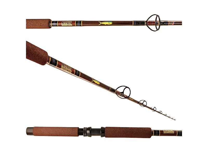 Seeker Super Seeker Spinning Rods