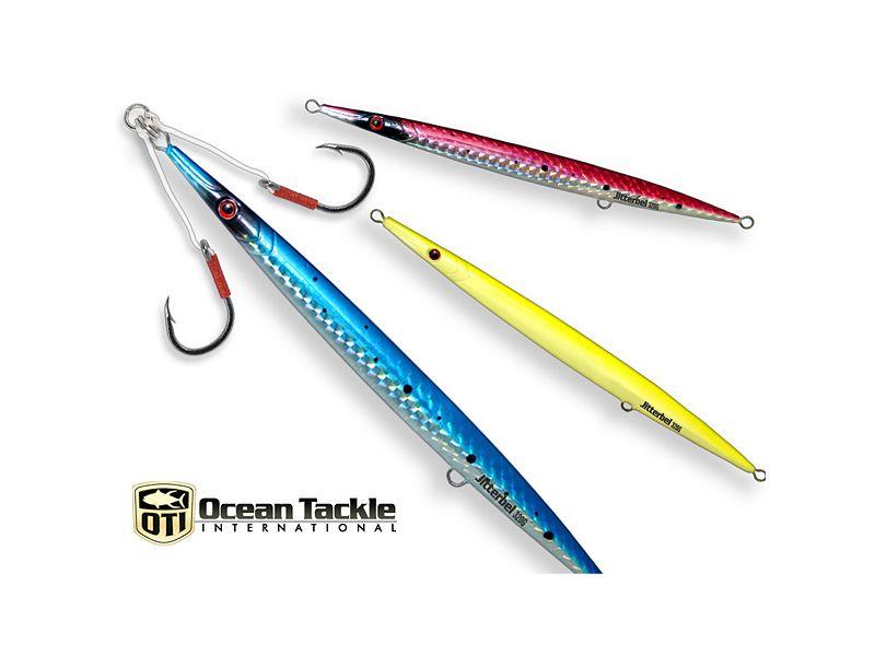 Ocean Tackle International Jitterbel Jigs