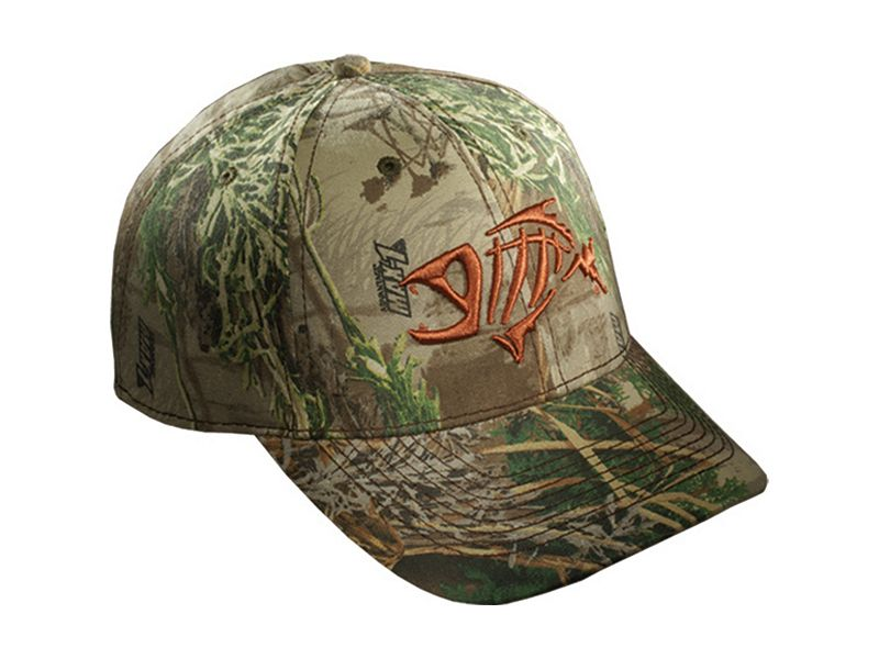G. Loomis Camo Skeleton Fish Hat