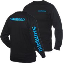 Shimano Cotton Long Sleeve Shirt