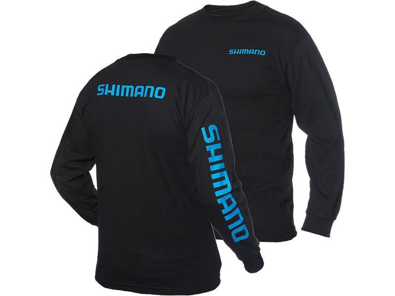 Shimano Cotton Long Sleeve Shirt