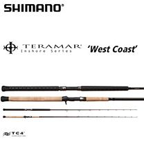 Shimano Teramar 2017 West Coast Inshore Spinning Rods