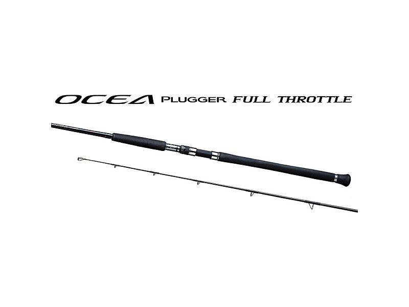 Shimano Ocea Plugger Full Throttle Popping Rods
