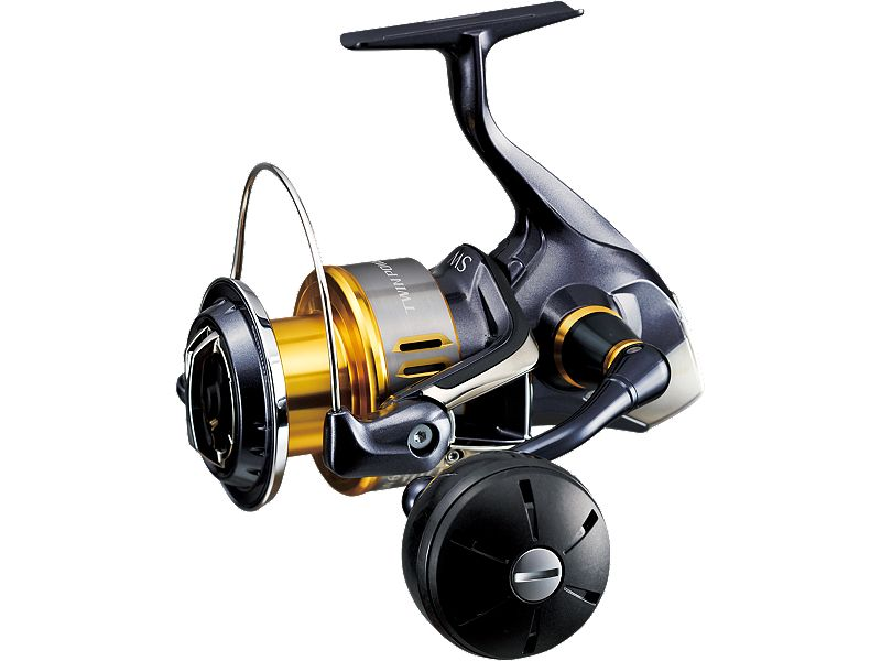 Shimano Twin Power TP8000SWBPG Reel