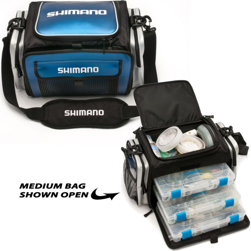 shimano borona tackle bags - melton international tackle, Reel Combo