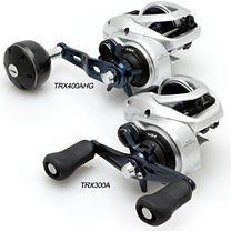 Shimano Tranx TRX400AHG Reel