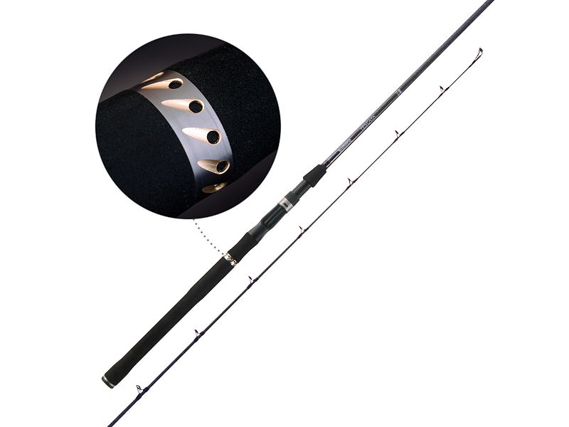 Shimano Tescata TSC66ML Rod