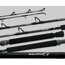 Daiwa Saltiga G Boat Quick Grip Conventional Rods