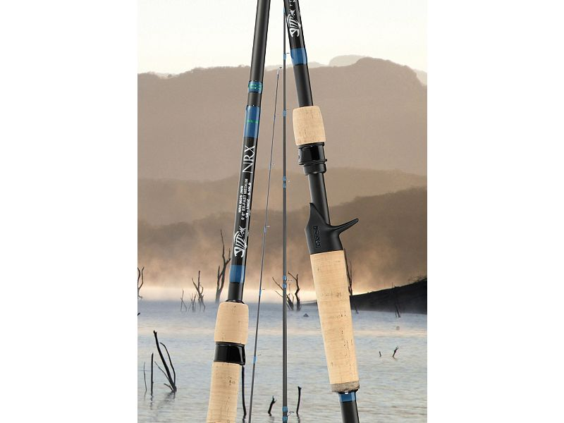 G. Loomis NRX Casting Rods