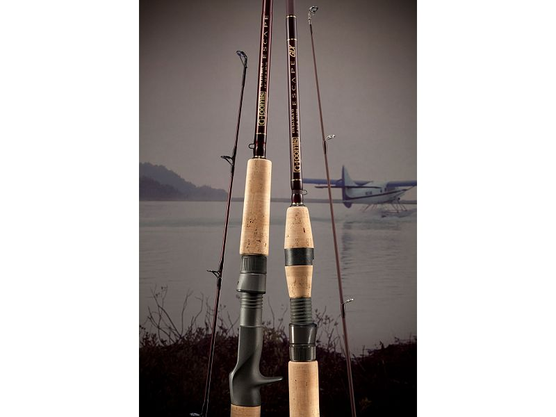 G. Loomis Escape GLX Travel Spinning Rods