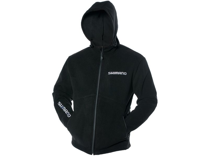 Shimano Magellan Fleece Hooded Jacket