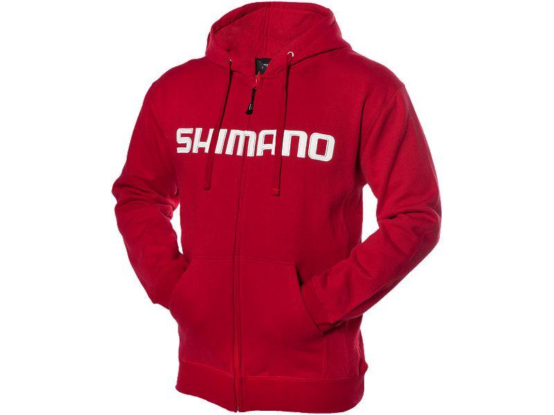 Shimano Orion Zip Front Hoody