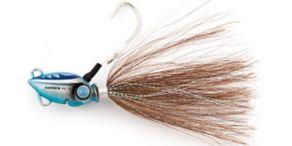 Shimano Lucanus Bucktail - Blue Silver