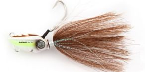 Shimano Lucanus Bucktail - Chartreuse White