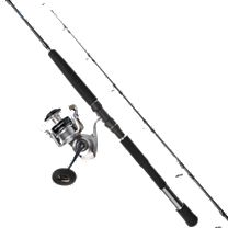 Shimano Offshore Jigging Spinning Combos