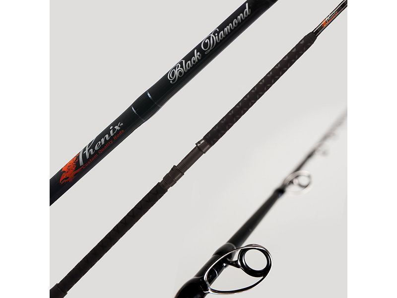 Phenix Black Diamond PSW808MH Saltwater Casting Rod