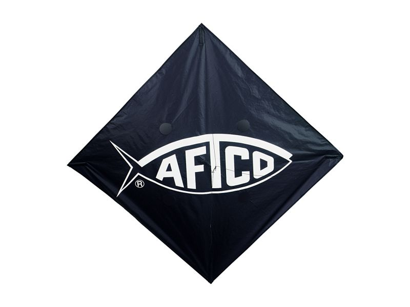 AFTCO Kite Kit - Includes (1) Medium Spar & (1) Light Spar, CLIPS NOT INCLUDED