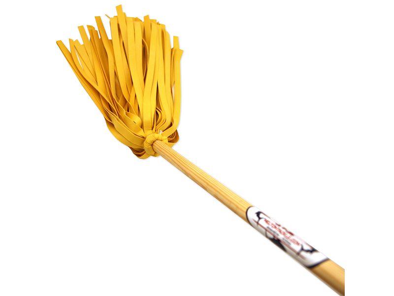 TD Mop-Wood Handle Chamois Mop