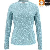 Simms Women's Solarflex Long Sleeve Crew Neck