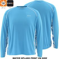 Simms Waypoint Long Sleeve Crew Neck