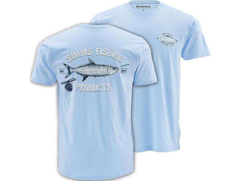 Simms Vintage Tarpon T-Shirt