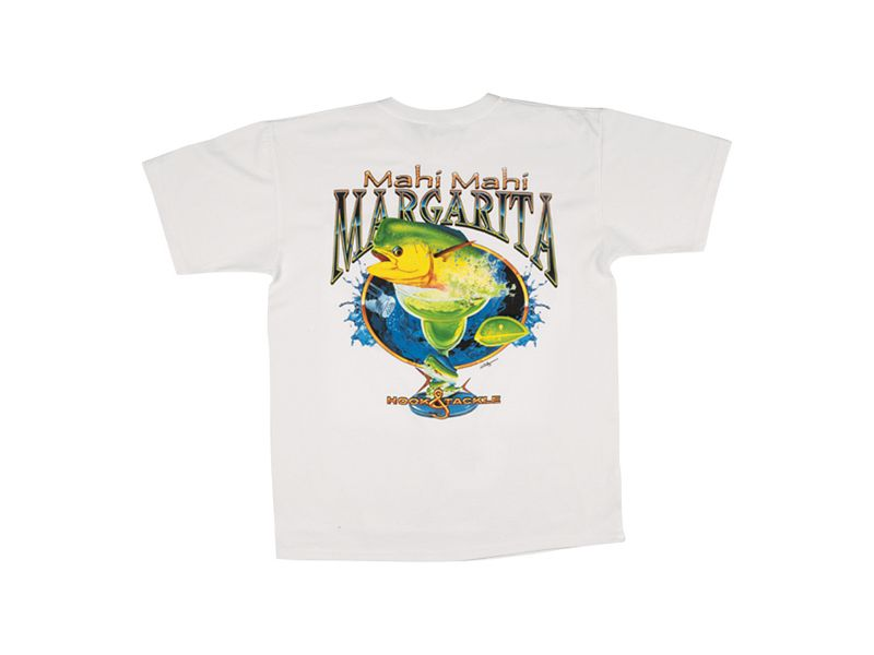 Hook & Tackle Mahi Mahi Margarita T-Shirt