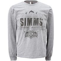 Simms Insignia Long Sleeve Shirt