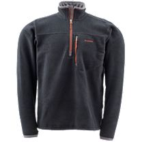 Simms Rivershed Quarter Zip Sweater