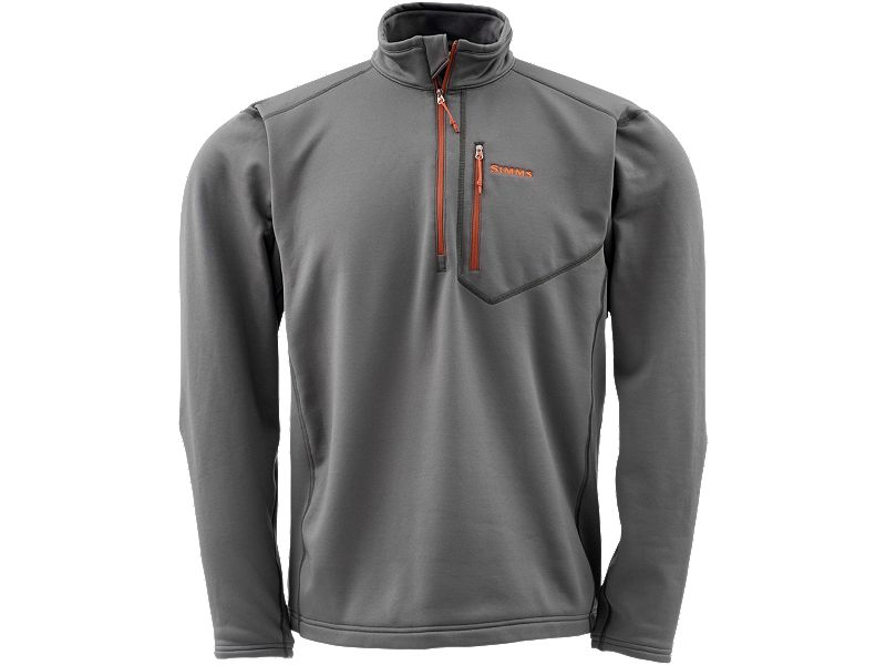 Simms Guide Fleece Top