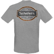Simms Authorized Logo T-Shirt
