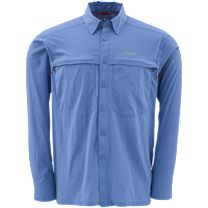 Simms Stone Cold Buttondown Long Sleeve Shirt