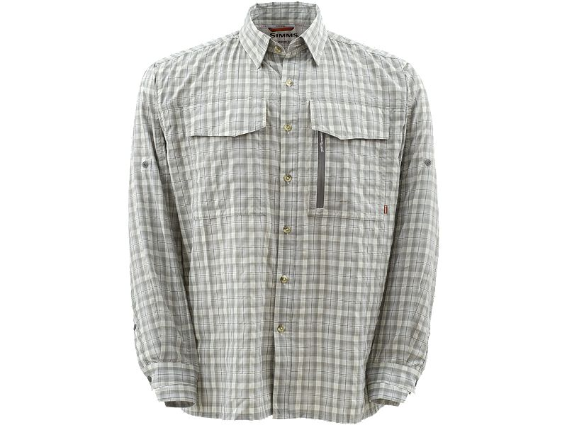 Simms Glenbrook Buttondown Long Sleeve Shirt