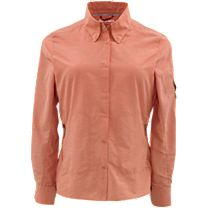 Simms Women's Bluewater Buttondown Long Sleeve Shirt
