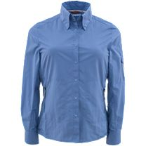 Simms Women's Flyaway Buttondown Long Sleeve Shirt